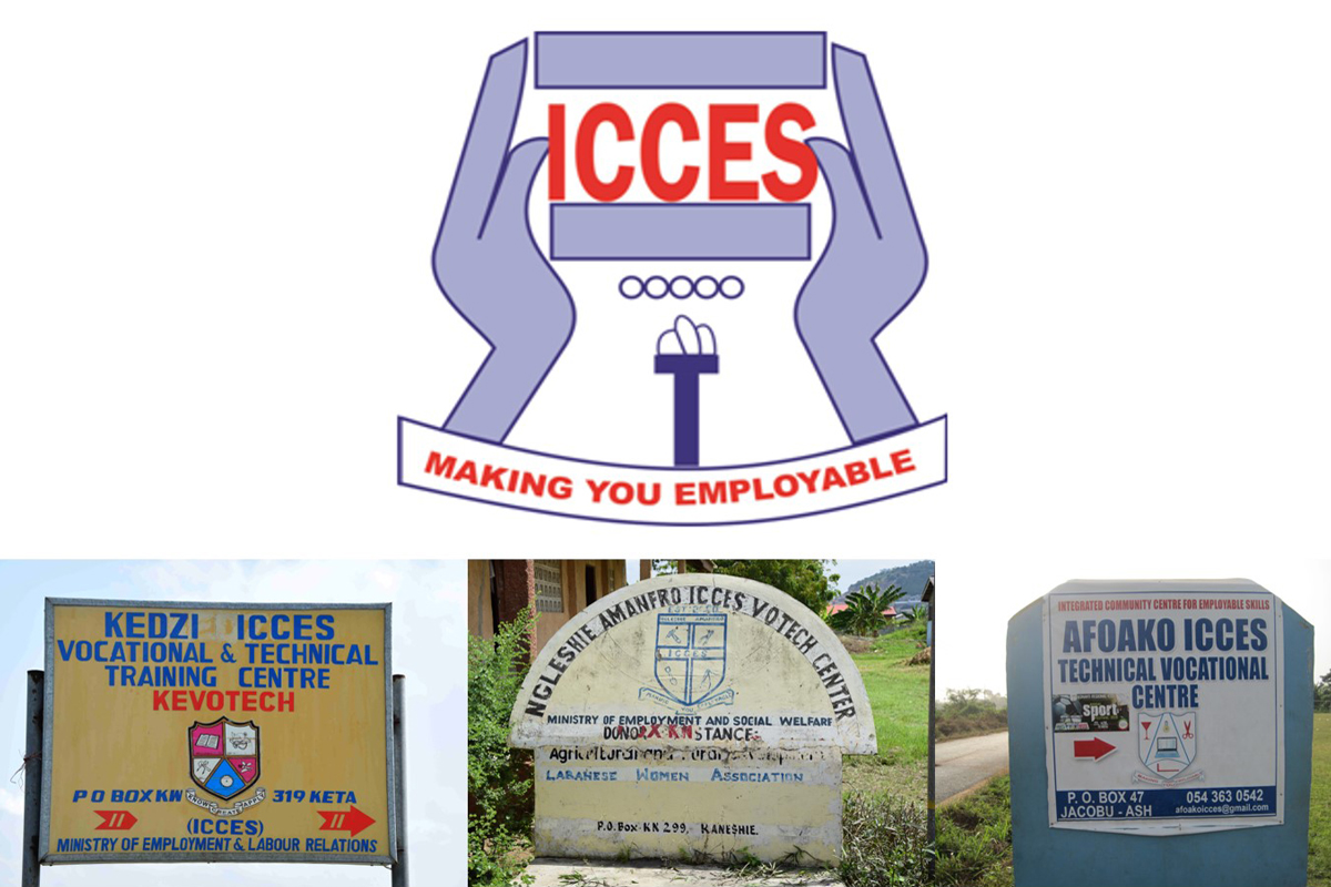 The Turing Trust Run Training Days at ICCES in Ghana