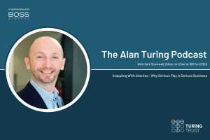 The Alan Turing Podcast - Scott Stockwell