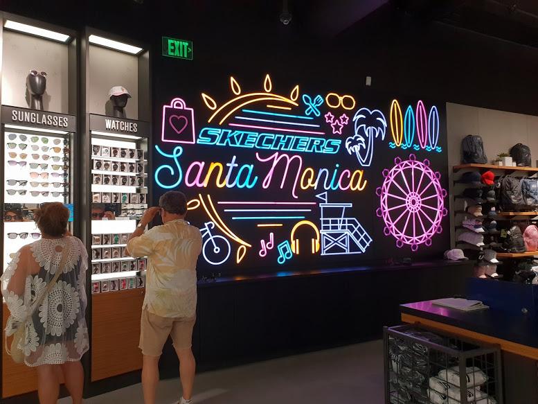 Santa Monica Holiday planner