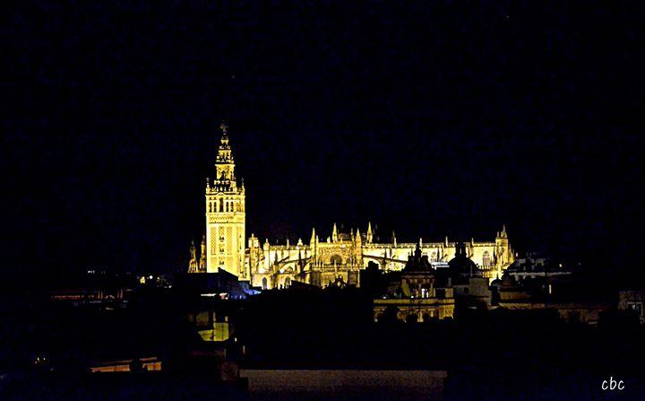 Catedral Santa María de la Sede de Sevilla - Cámara en directo