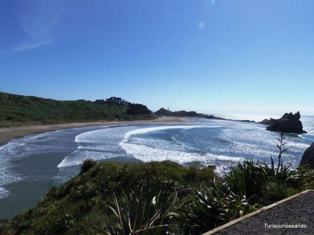 NZ DEL ART DECO DE NAPIER AL FARO DE CASTLEPOINT