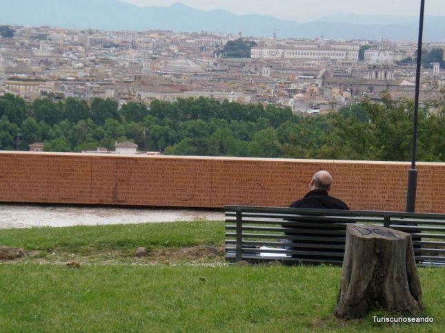ROMA. 48 HORAS ESCAPANDO DE TURISTAS