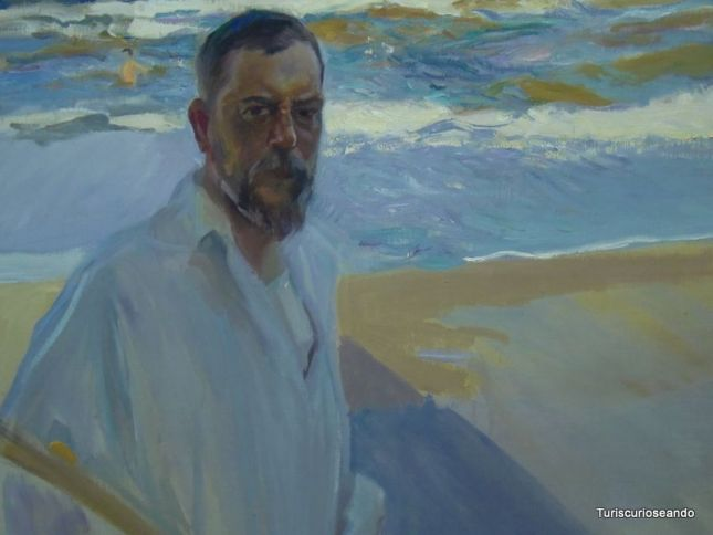 MUSEO SOROLLA. EL COLOR DEL MAR EN MADRID
