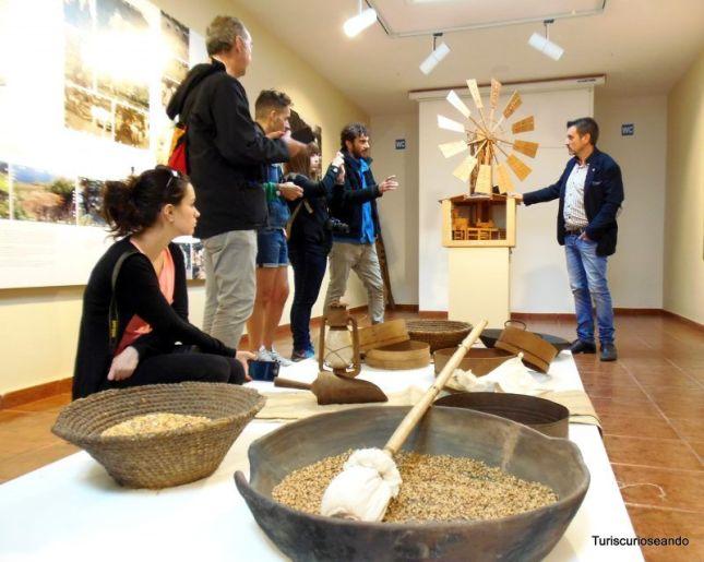 Ruta Dragos de Buracas. La Palma. Canarias. Museo del Gofio