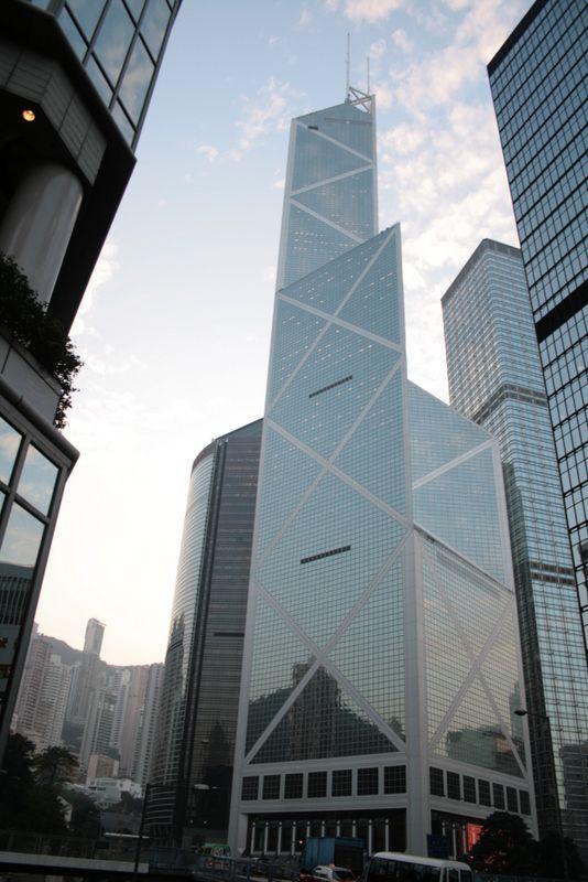 HONG KONG VISITA URBE DEL FUTURO