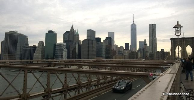 LOWER MANHATTAN, WALL STREET Y EL PUENTE DE BROOKLYN