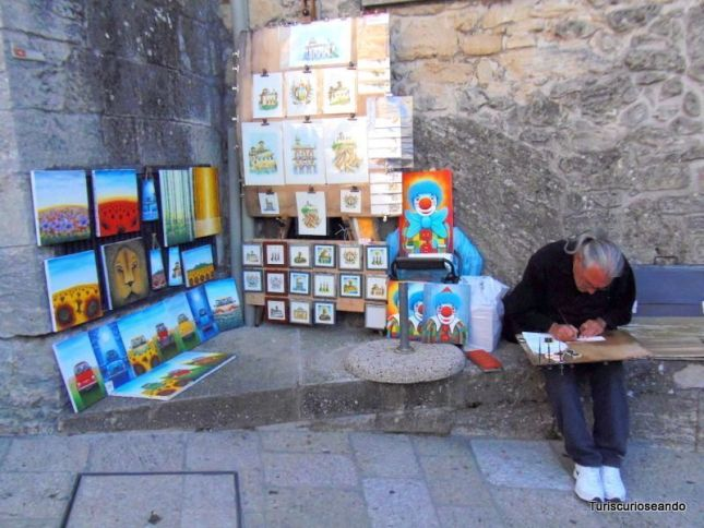 Visita a San Marino, uno de los países más pequeños del mundo