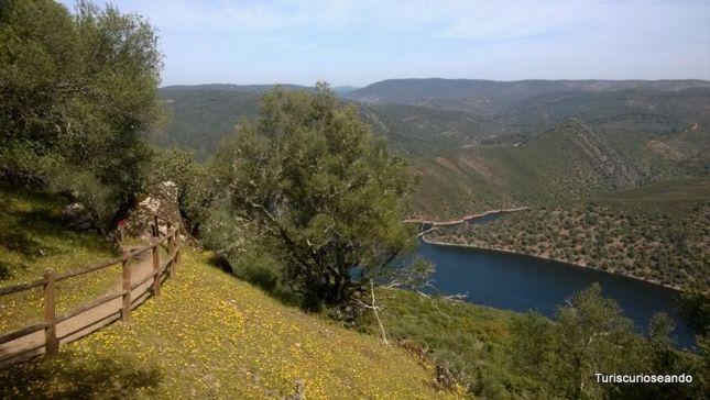 Conoce los paraísos de España. Visitar el Parque Nacional de Monfragüe