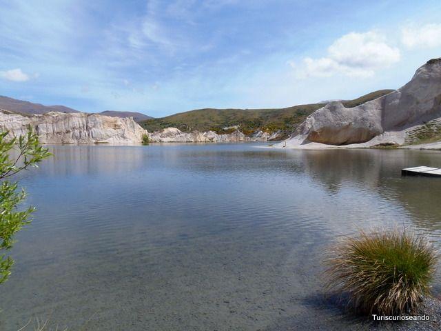 Nueva Zelanda: los pueblos de la ruta del oro. Otago Central