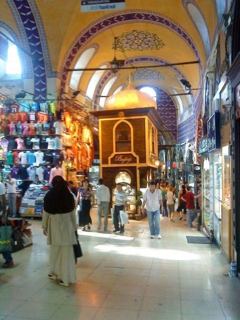 Rincones de Turquía que me gustaría conocer. Estambul.
