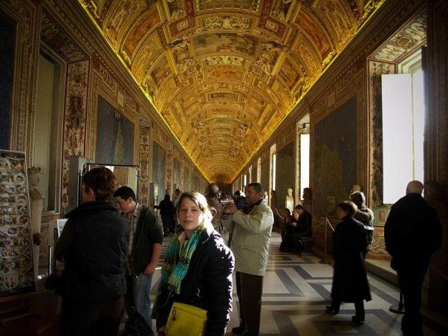 Una ruta de fin de semana en Roma
