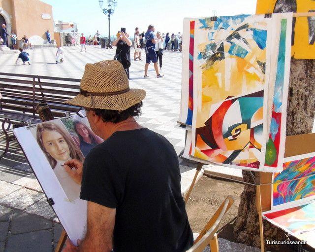 Que deberías ver o hacer en Taormina