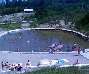 lacul sarat - Statiuni balneare