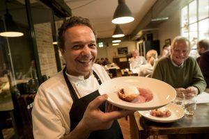 Carlo Liberatis perle af en italiensk restaurant i Aalborg, La Locanda, har også taget imod invitationen og er blevet medlem af GastroNorth-netværket. (Foto: GastroNorth)