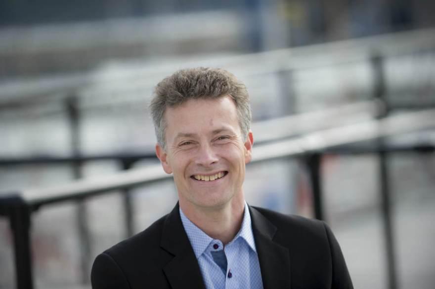Morten Damgaard Nielsen (Foto: Mikropol/VisitVejle)