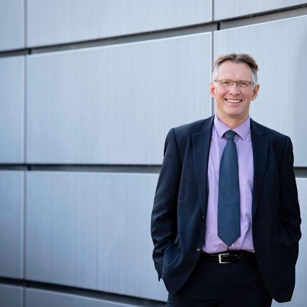Peter Engel-Andreasen, erhvervsdirektør i Tønder Erhvervsråd.