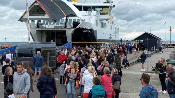Færgen Marstal (PR-foto)