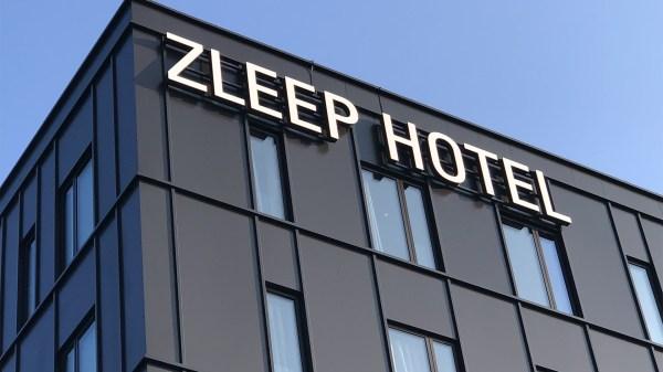 Zleep Hotel (Pr-foto)