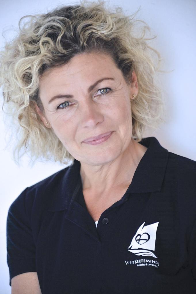 Dorte Frandsen, formand for Dansk Turismefremme. (PR-foto)
