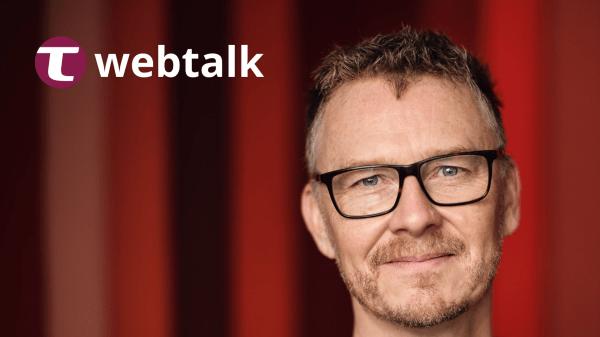 Webtalk med Lars Bo Axelholm