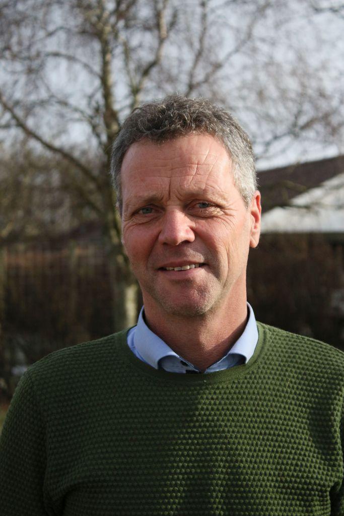 Frank Mosgaard Kristiansen, lufthavnschef i Stauning Lufthavn
