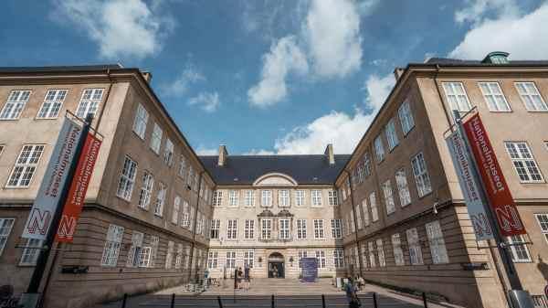 Nationalmuseet (Arkivfoto: Joakim Zueger)