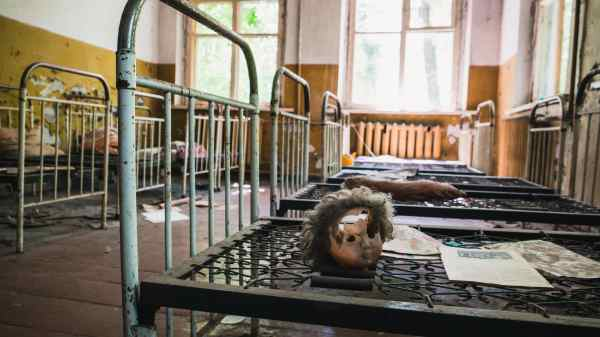 Tjernobyl skal være UNESCO Verdensarv. (Arkivfoto: Silver Ringvee)