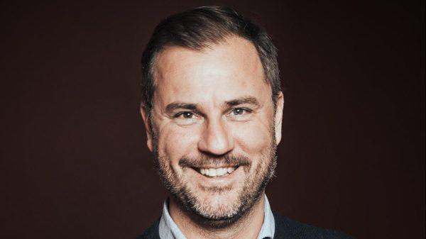 Christopher Alm, ny direktør for Hotel Skt. Petri