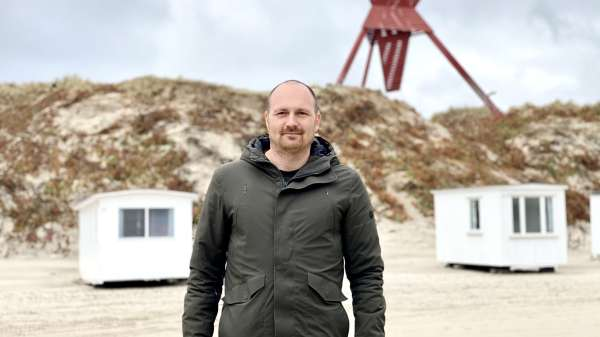 Peter Krusborg, direktør, Destination Nordvestkysten (pr-foto)