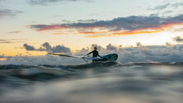 Windsurfer (Arkivfoto: Mads Schmidt Rasmussen)