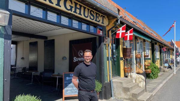 Morten Borup Carstensen, Svaneke Bryghus