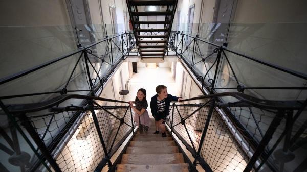 Fængslet Museum Horsens, Foto: David Jervidal