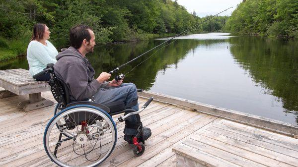 Tilgængelighed i turismen. (Arkivfoto: Prince Edward Island Government)