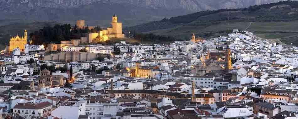 Home Turismo Antequera