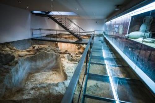 Turismo - Ayuntamiento de Cádiz   Antigua fábrica de salazones romana