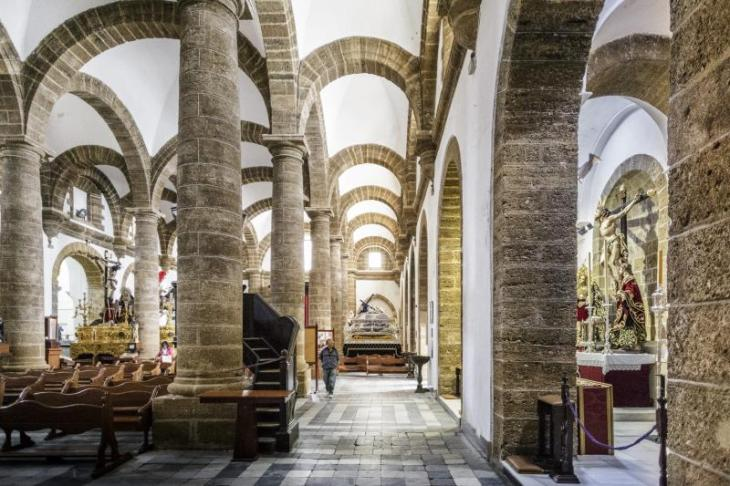 Turismo - Ayuntamiento de Cádiz   Iglesia de Santa Cruz (Catedral ...