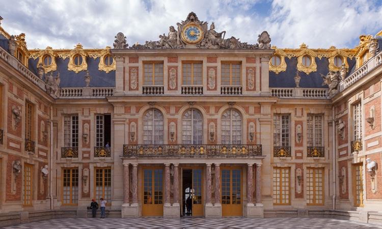 historia do palacio de versalhes