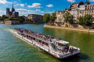 Quanto custa o cruzeiro no rio Sena