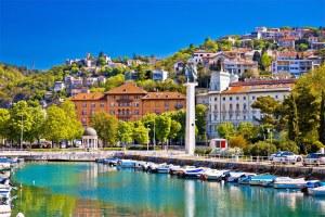 rijeka é um dos melhores destinos na europa em 2020