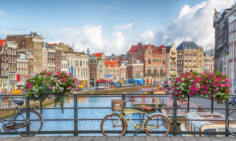 melhor epoca para visitar amsterdam