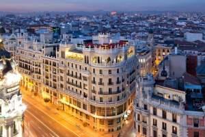 Atrações em Madrid