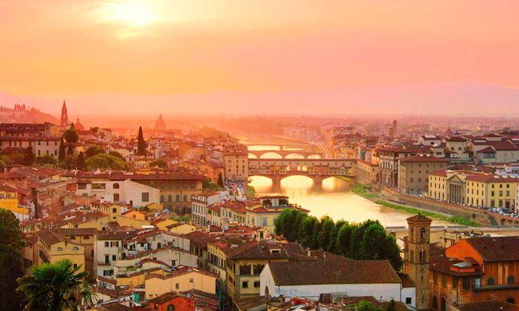 Como é o clima em Florença