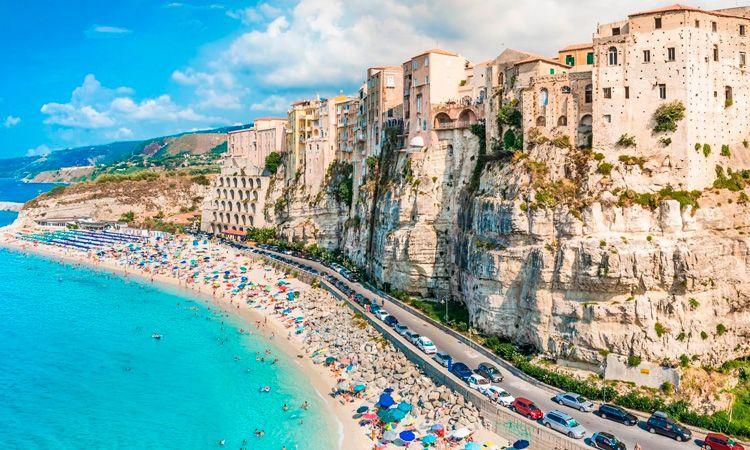 Como é o verão na Itália