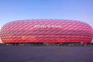 Estádios da Europa