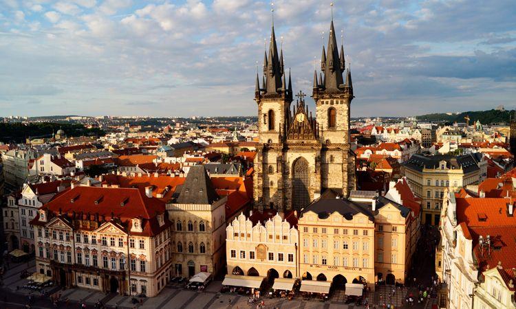 Igreja de São Nicolau, Praga