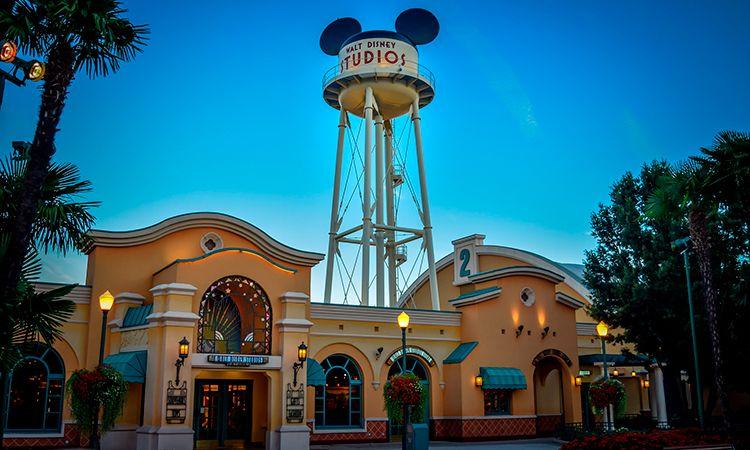 Walt Disney Studios em Paris