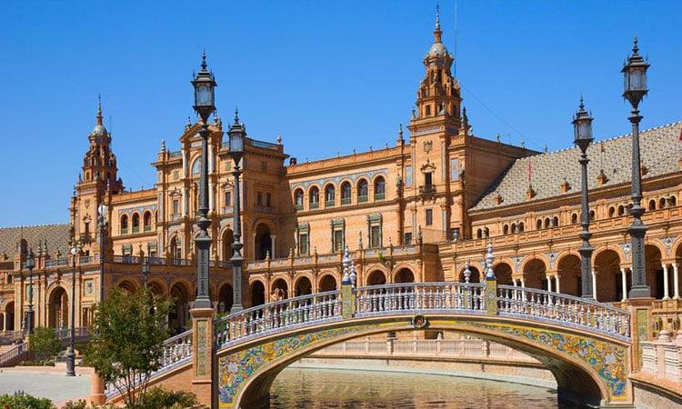 Pontos turísticos de Sevilha