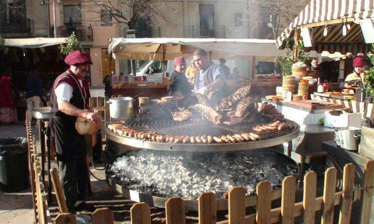Carne assada medieval