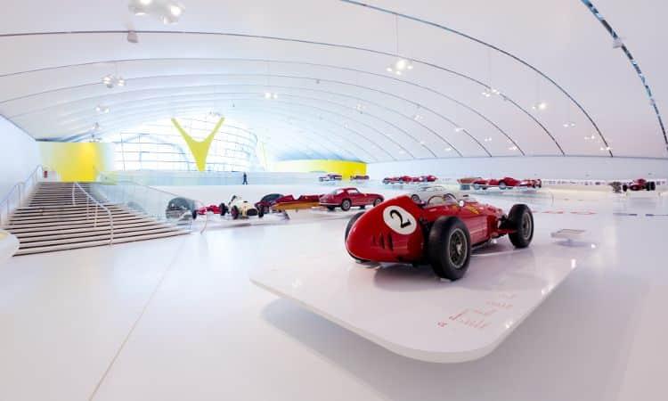 Enzo Ferrari Museu