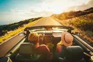 Road trip na Europa